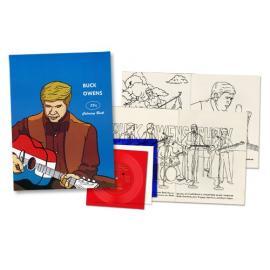 Coloring Book E.P. - Buck Owens