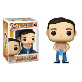 ANDY STITZER (WAXED) #1063-FUNKO POP! MOVIE THE 40-YEAR-OLD VIRGIN -