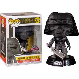 KNIGHT OF RES (HEAVY BLADE) #335 EXCLUSIVE-FUNKO POP! STAR WARS  -