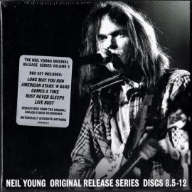 Original Release Series Discs 8.5-12 - Neil Young