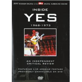 Inside Yes 1968-1973 - An Independent Critical Review - Yes