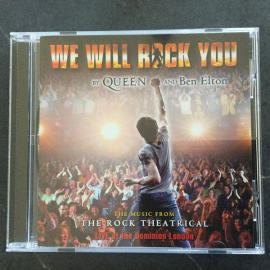 We Will Rock You - Original London Cast Recording -