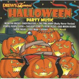 Halloween Party Music - Drew's Famous