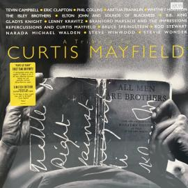 A Tribute To Curtis Mayfield - Various
