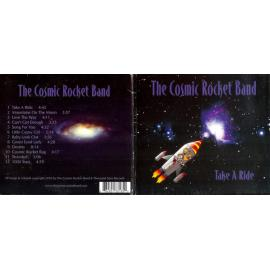 Take A Ride - The Cosmic Rocket Band