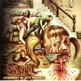 Symphony Of Slit Throats - Syphilic