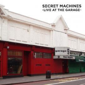 Live at the Garage - Secret Machines