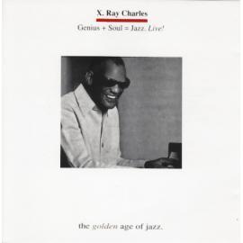 Genius + Soul = Jazz, Live! - Ray Charles