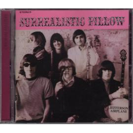 Surrealistic Pillow - Jefferson Airplane