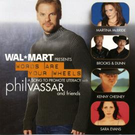 Words Are Your Wheels (A Song To Promote Literacy) - Phil Vassar