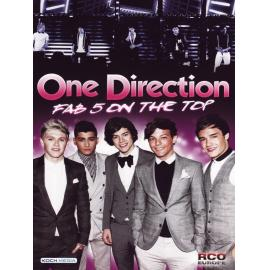Fab 5 On The Top - One Direction
