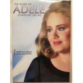 The Story Of Adele - Someone Like Me - - Adele
