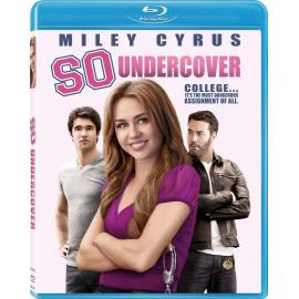 So Undercover [Blu-ray] - Miley Cyrus