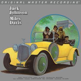 Jack Johnson (Original Soundtrack Recording) - Miles Davis