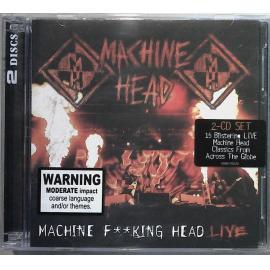 Machine F**king Head Live - Machine Head