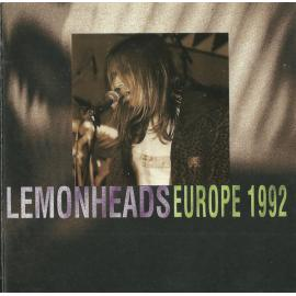 Europe 1992 - The Lemonheads