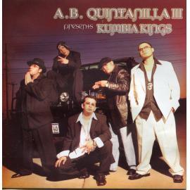 A.B Quintanilla III Presents Kumbia Kings - A.B. Quintanilla III