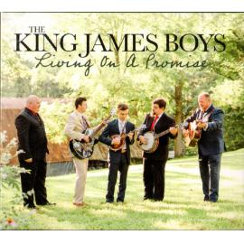 Living On A Promise - James King