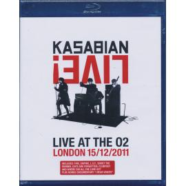 Live! Live At The O2 London 15/12/2011 - Kasabian
