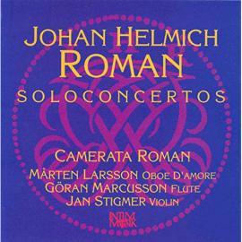 Soloconcertos - Johan Helmich Roman