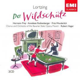 Der Wildschütz - Albert Lortzing
