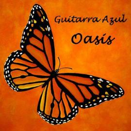 Oasis - Guitarra Azul