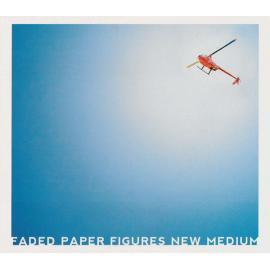 New Medium - Faded Paper Figures
