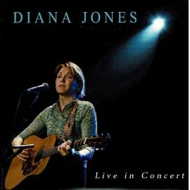 Live In Concert - Diana Jones