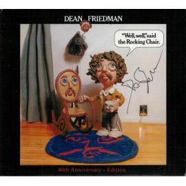 """Well, Well,"" Said The Rocking Chair - Dean Friedman"