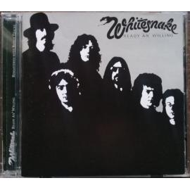Ready An' Willing - Whitesnake