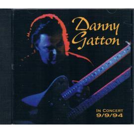 In Concert 9/9/94 - Danny Gatton