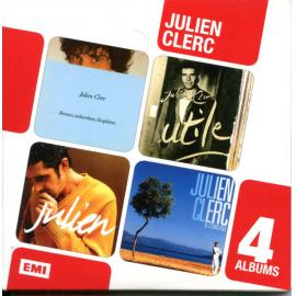 4 Albums - Julien Clerc