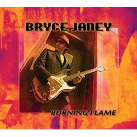 Burning Flame - Bryce Janey