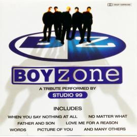 Boyzone - A Tribute - Studio 99