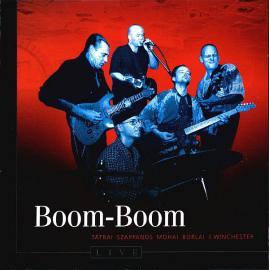 Live - Boom-Boom