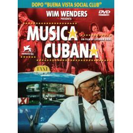 "Wim Wenders Presenta Musica Cubana (Dopo ""Buena Vista Social Club"") - German Kral"