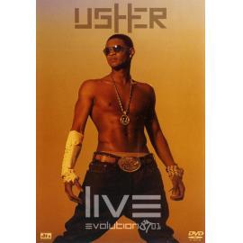 Live Evolution 8701 - Usher