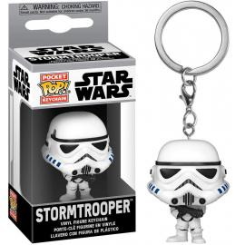 Star Wars: Funko Pop! Keychains - Stormtrooper (Portachiavi) -