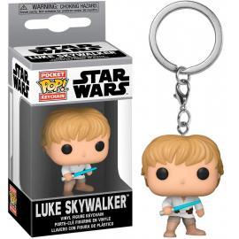 Star Wars: Funko Pop! Keychains - Luke Skywalker (Portachiavi) -