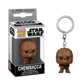 Star Wars: Funko Pop! Keychains - Chewbacca (Portachiavi) -