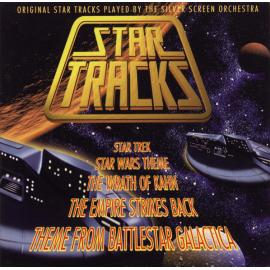 Star Tracks - The Silver Screen Orchestra