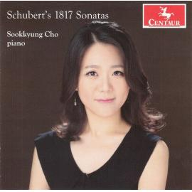 Schubert / Cho - Schubert'S 1817 Sonatas -