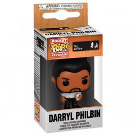 Office (The): Funko Pop! Keychain - Darryl Philbin (Portachiavi) -