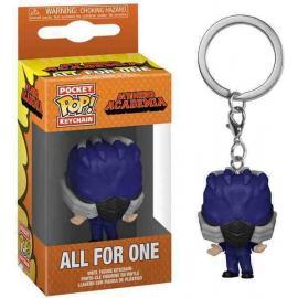 My Hero Academia: Funko Pop! Keychain - All For One (Portachiavi) -