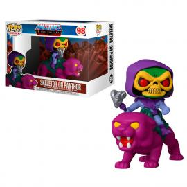 SKELETOR ON PANTHOR #98-FUNKO POP! RIDES MASTERS OF THE UNIVERSE -
