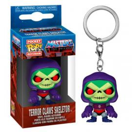 Masters Of The Universe: Funko Pop! Keychain - Terror Claws Skeletor (Portachiavi) -
