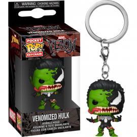 Funko Pop! Keychain: Marvel Venom - Hulk-Funko Pop! Keychain: -