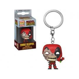 Marvel: Funko Pop! Keychain - Marvel Zombies - Zombie Deadpool (Portachiavi) -