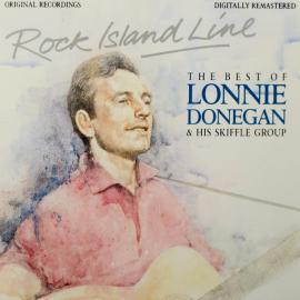 Rock Island Line - The Best Of Lonnie Donegan And His Skiffle Group - Lonnie Donegan's Skiffle Group
