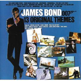 James Bond - 13 Original Themes - Various Production